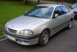 2018 Honda Accord Pictures >> Toyota Avensis - Wikipedia