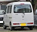 Toyota Pixis Van Special S331M Rear.JPG