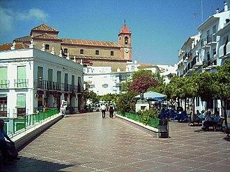 Torrox - Plaza de la Constitucion