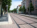 TramStrasbourg lineD Briand Station.JPG