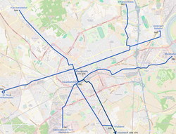 Trams in Krefeld Wikipedia