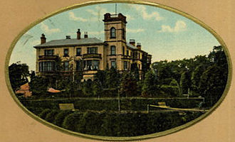 Tranby Croft - Tranby Croft about 1920
