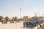 Transfer of authority ceremony for Joint Security Station Oubaidy DVIDS182424.jpg