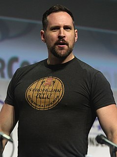 Travis Willingham American actor