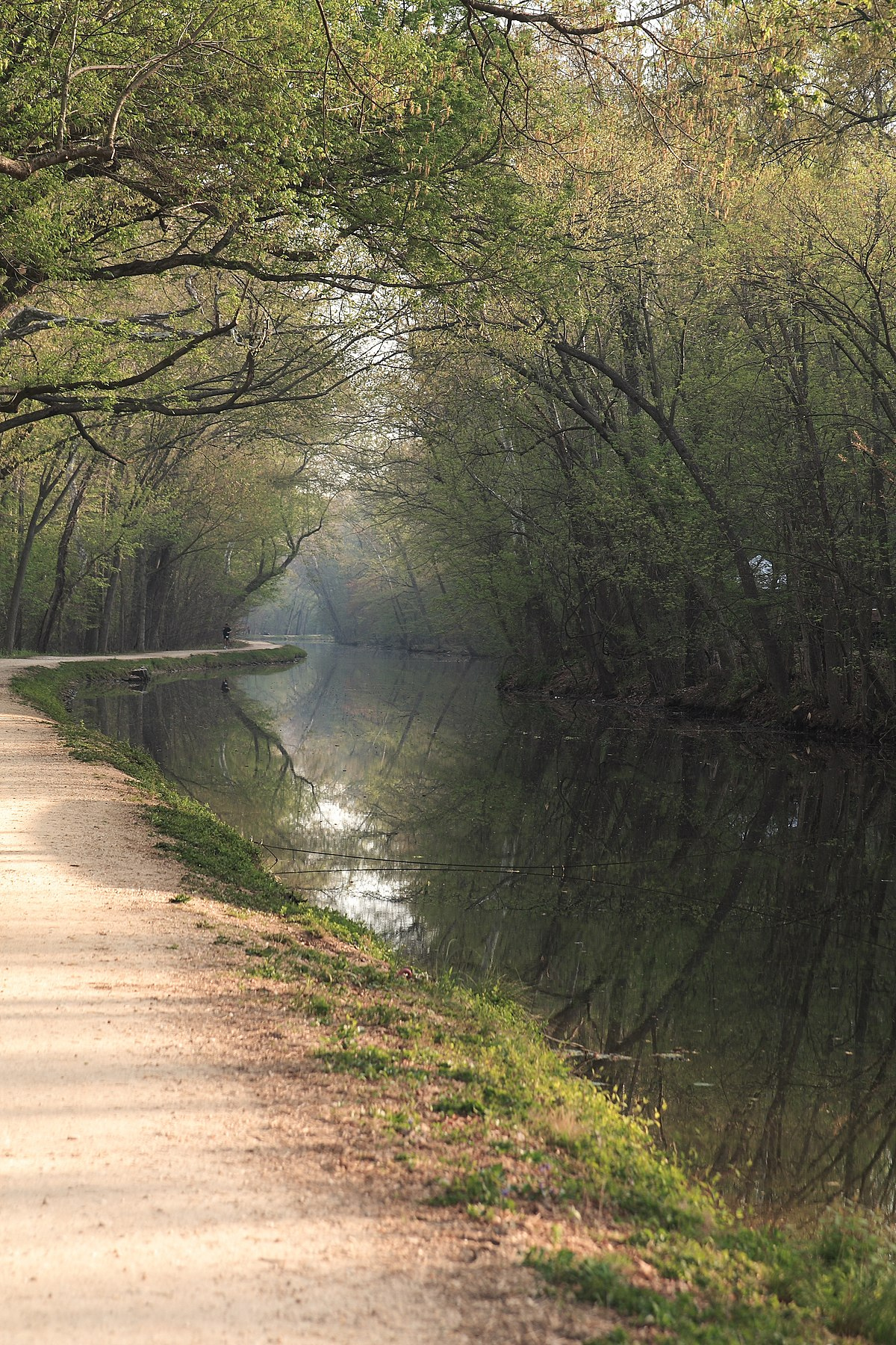 Chesapeake and Ohio Canal National Historical Park – Travel