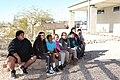 Tribal members tour Curation Center 161229-M-ZZ999-769.jpg