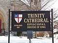 Trinity Cathedral Davenport sign.JPG