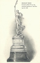 Illustration of trophy