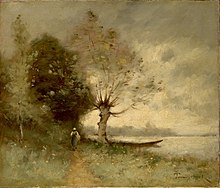 Trouillebert, Paul Desire - Bank of the Loire Near Chouze.jpg