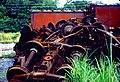 Trucks from then Panama Railroad, Panama ca. 1992 (123520006).jpg