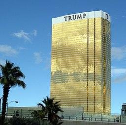 Trump Las Vegas Hotel - panoramio