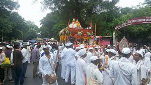 Varkari - Tukaram Maharaj Palkhi