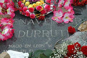 Buenaventura Durruti - Image: Tumbadurruti