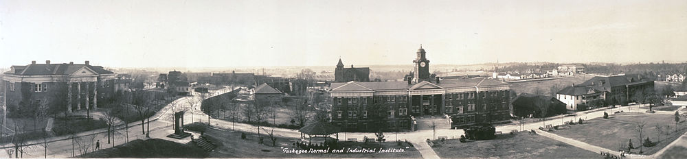 Tuskegee Institute panoramic photograph, 1916.jpg