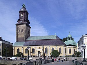 Gothenburg Cathedral - German Church, Gothenburg