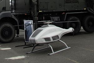 Saab Skeldar - V-150