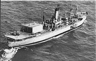 USNS <i>Dalton Victory</i> (T-AK-256) American victory-class cargo ship