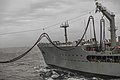 USS Arlington (LPD-24) refuels in the Atlantic Ocean 150311-M-TG562-042.jpg