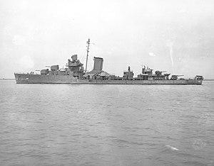 USS Blue (DD-387)