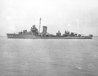 Jerauld Wright - USS Blue