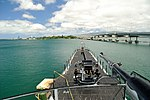 USS Bowfin - View from the top. (6157457065).jpg