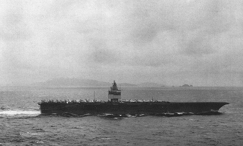 File:USS Enterprise (CVAN-65) rounds Cape Horn on 17 September 1964.jpg