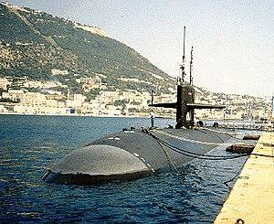USS Groton (SSN-694) - Image: USS Groton SSN 694