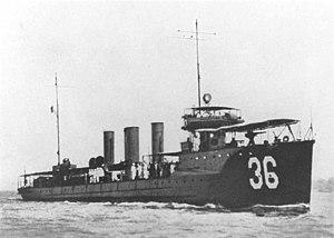 USS Patterson (DD-36) - USS Patterson (DD-36)