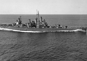 USS Savannah (CL-42) off New England 1944.jpg