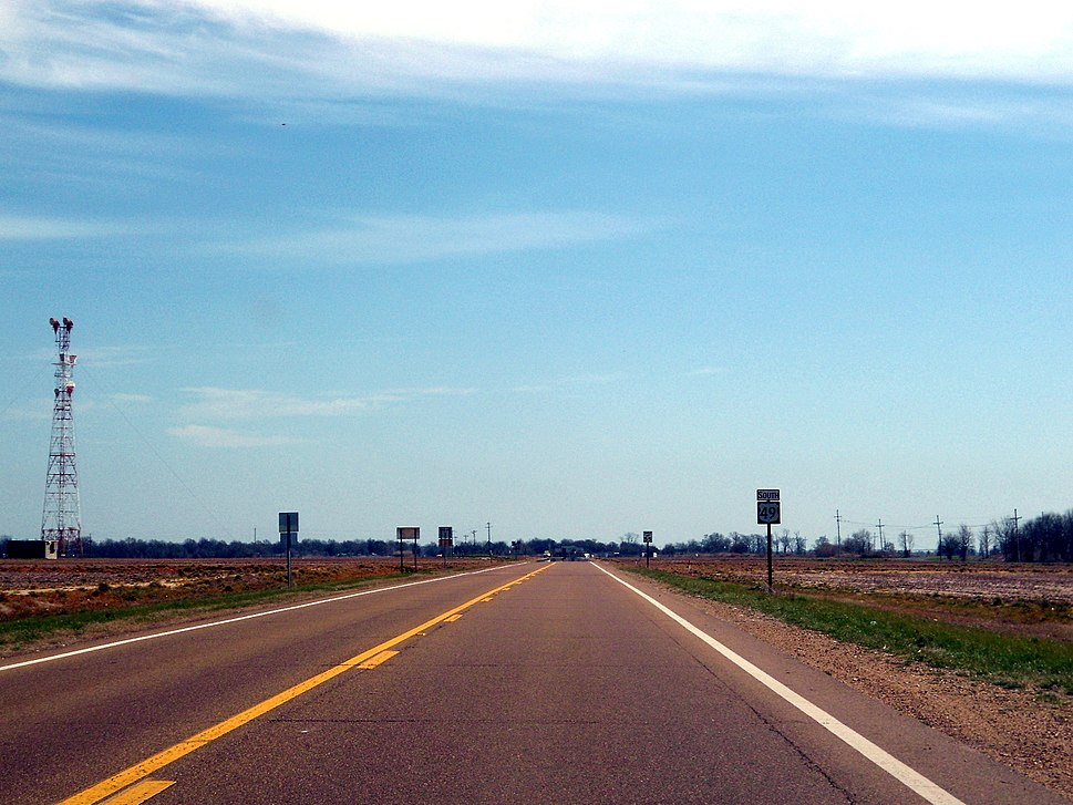 US 49 in the Mississippi Delta 001