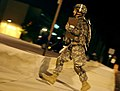 US Army 52154 Spc. Becher on the night course.jpg