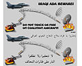 US Navy 030313-N-0000X-003 Coalition aircraft have been dropping leaflets urging Iraqi military forces not to engage coalition aircrews. Leaflets also lay out the consequences of such actions in an effort to ensure local civil.jpg