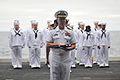 US Navy 100725-N-2953W-432 Capt. Bruce H. Lindsey, commanding officer of the aircraft carrier USS Carl Vinson (CVN 70).jpg