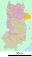 Uda District in Nara prefecture Ja.png