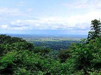 Udzungwa Mountains National Park - Image: Udzungwa Mountains National Park