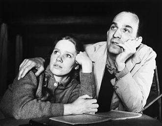 Scenes from a Marriage - Director Ingmar Bergman drew on personal experiences with actress Liv Ullmann in writing the teleplay.