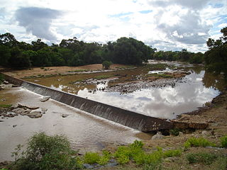 Umchabezi River river in Zimbabwe