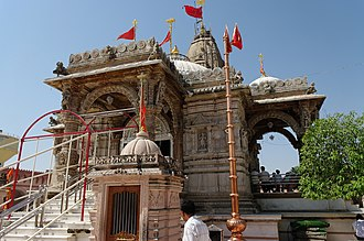 Unjha - Umiya Mata Temple