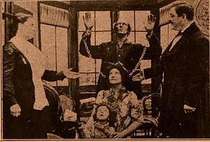 Uncle Tom's Cabin (1910 Thanhouser film) - A surviving film still.