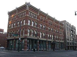 Union Warehouse - Image: Union Warehouse Hotel Barth