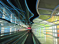 United Airlines corridor, Chicago O'Hare Airport - Flickr - skinnylawyer.jpg