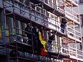 United Belgium Brussels demonstration 20071118 DMisson 00036 Belliard street.jpg