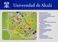 Universidad de Alcalá (RPS 25-11-2017) Campus Científico-tecnológico, cartel.png