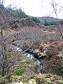 Unnamed tributary of Allt Diubaig - geograph.org.uk - 1718196.jpg