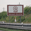 Unterrichtungstafel Naturpark Altmühltal (2009).jpg