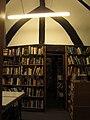 Upstairs room, East Grinstead Bookshop, East Grinstead, Sussex, England (SX049898).jpg