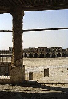 human settlement in Saudi Arabia