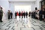 Uroczystość odsłonięcia tablicy upamiętniającej śp. Prezydenta RP Lecha Kaczyńskiego (5).jpg