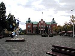 Värnamo Marktplatz.JPG