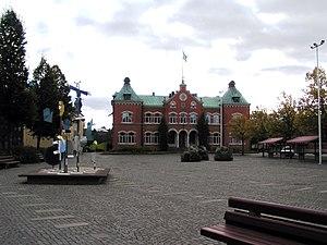 Värnamo - Värnamo Town Square